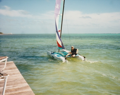 Graham Sailing Belize