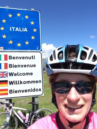France-Italy border