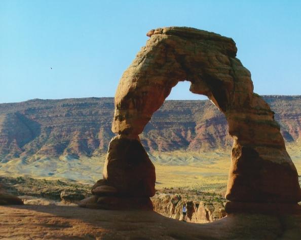 Arches Delicate Arch 1