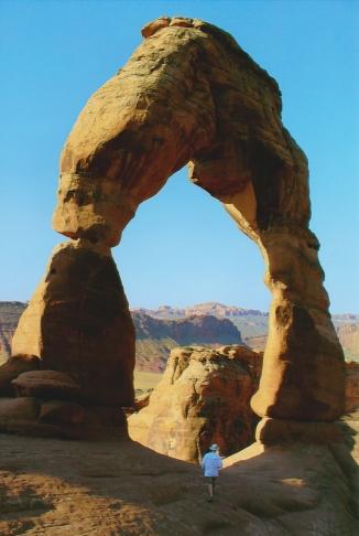 Arches Delicate Arch 3