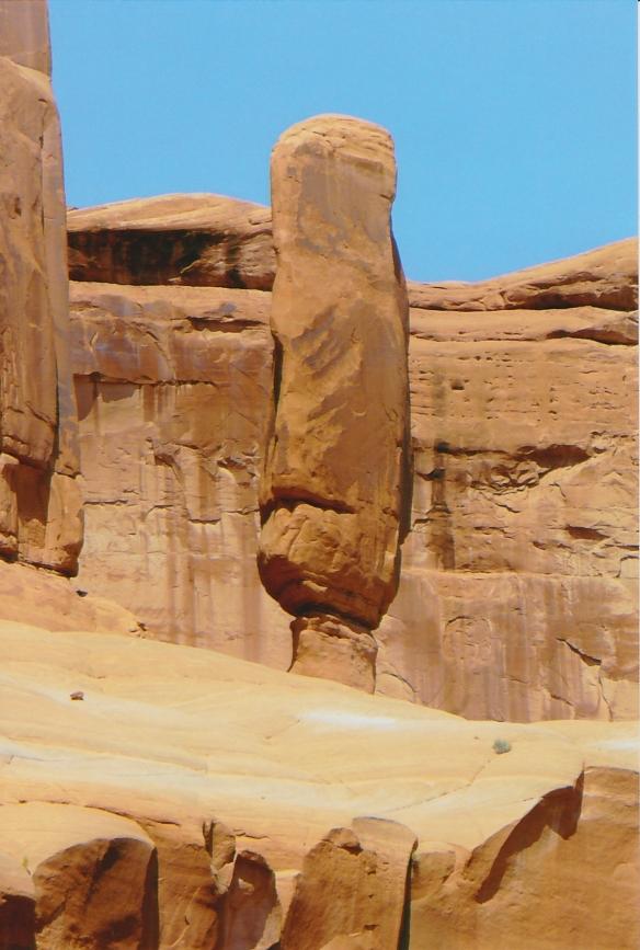 Arches Phallic formation