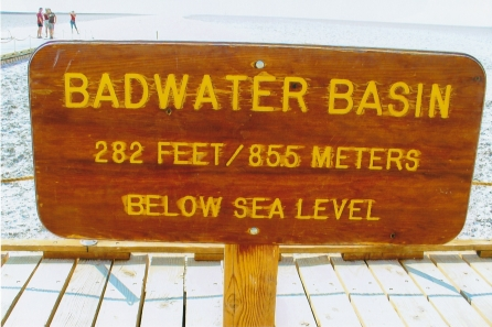 Death Valley Badwater Basin 1
