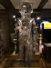 Dr. Who cyberman