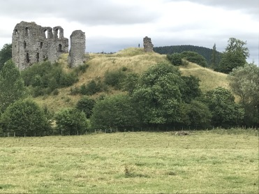 Clun Castle - late 11th century