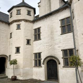 Wales - Plas Mawr Elizabethan House (1)