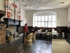 Wales - Plas Mawr Elizabethan House (2)