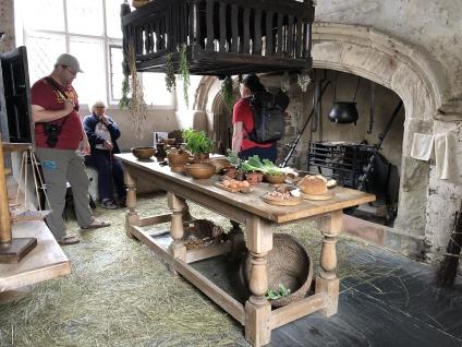 Wales - Plas Mawr Elizabethan House (3)