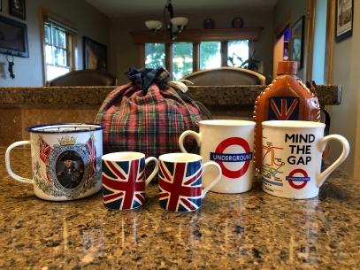 British cups