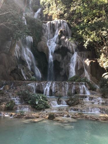 Laos Kuang Si Waterfalls (14)