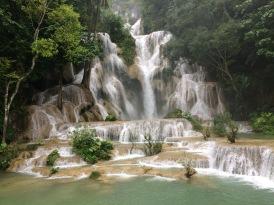 Laos Kuang Si Waterfalls (2)