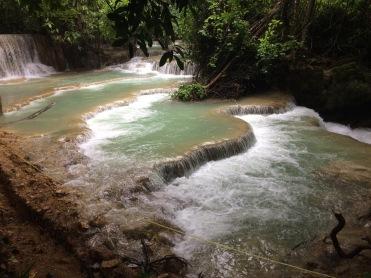 Laos Kuang Si Waterfalls (21)