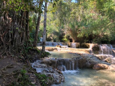 Laos Kuang Si Waterfalls (5)