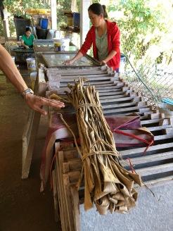 Laos Luang Prabang Artisan Village (1)