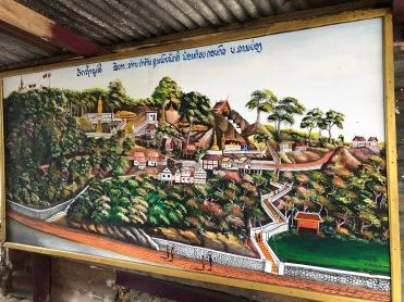Laos Luang Prabang Mt Phousi (8)