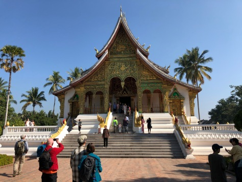 Laos Luang Prabang Royal Palace (1)