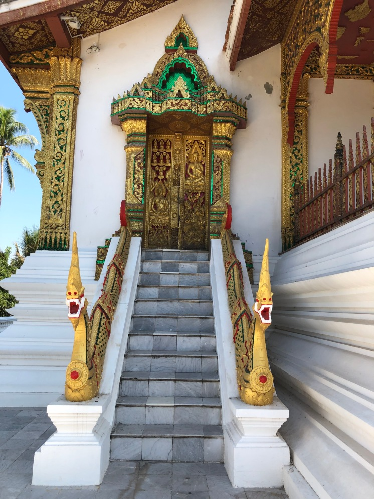 Laos Luang Prabang Royal Palace (2)