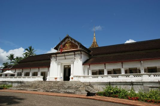 Laos Luang Prabang Royal Palace (3)