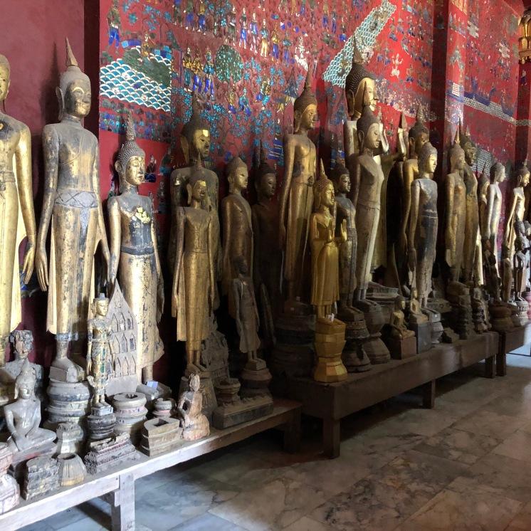 Scores of Buddhas