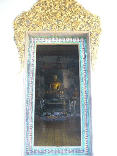 Laos Royal Palace museum temple (1)