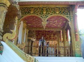 Laos Royal Palace museum temple (6)