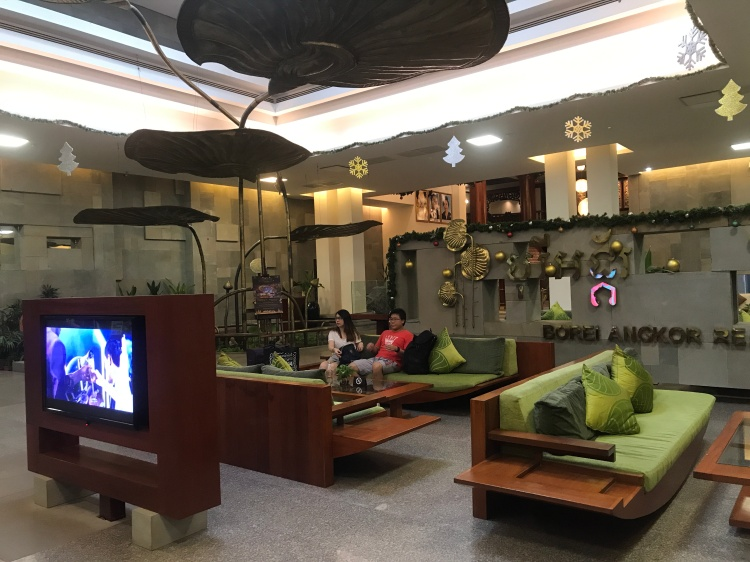 Cambodia Borei Resort & Spa