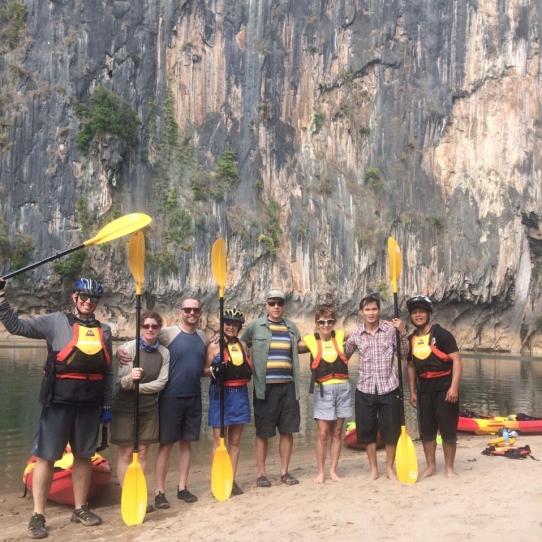 Laos Kayak Day (2)