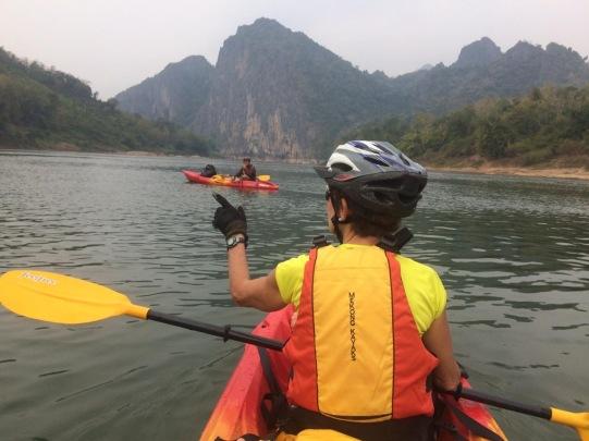 Laos Kayak Day (3)
