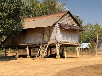 Laos Nong Khiaw Khmu Village (2)