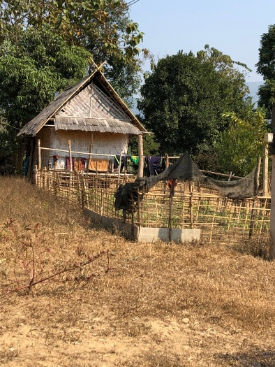 Laos Nong Khiaw Khmu Village (3)