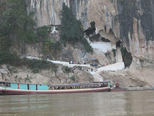 Laos - Pak Ou Caves