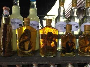 Laos Whiskey Village