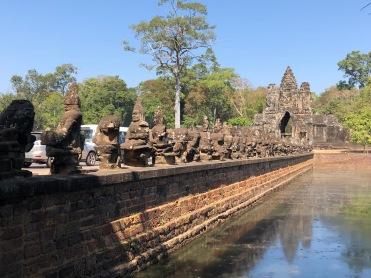 Cambodia Angkor Thom (1)