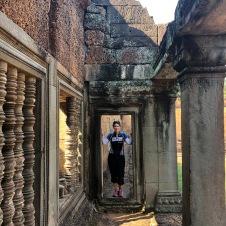 Cambodia Banteay Samre (21)