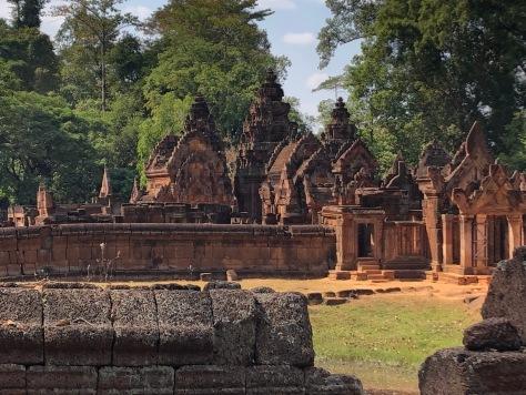 Cambodia Banteay Srei Wat (10)