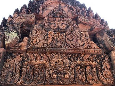 Cambodia Banteay Srei Wat (14)