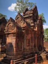 Cambodia Banteay Srei Wat (16)