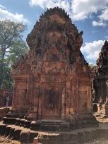 Cambodia Banteay Srei Wat (17)