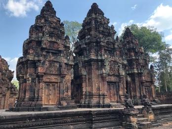 Cambodia Banteay Srei Wat (24)