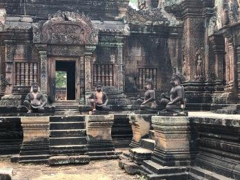 Cambodia Banteay Srei Wat (25)