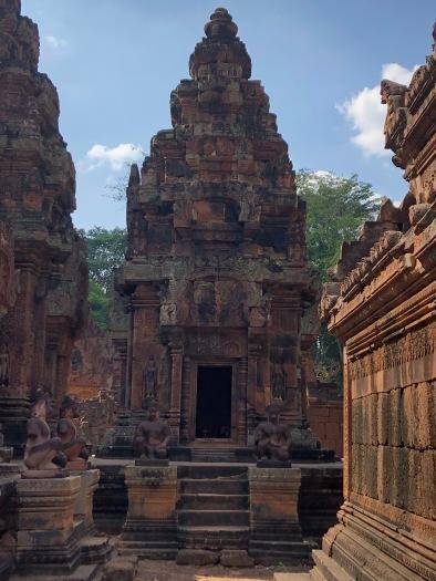 Cambodia Banteay Srei Wat (26)