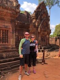 Cambodia Banteay Srei Wat (28)