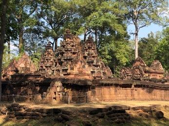 Cambodia Banteay Srei Wat (31)