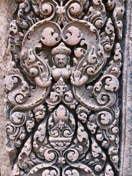 Cambodia Banteay Srei Wat (8)