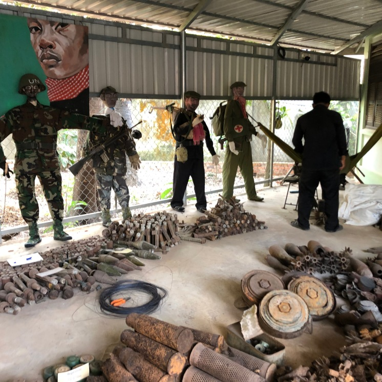Cambodia Siem Reap Landmine Museum (7)