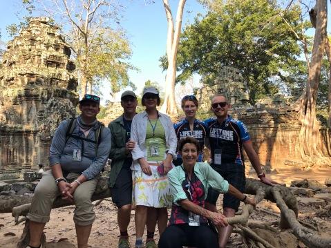 Cambodia Angkor Ta Prohm jungle temple (27)