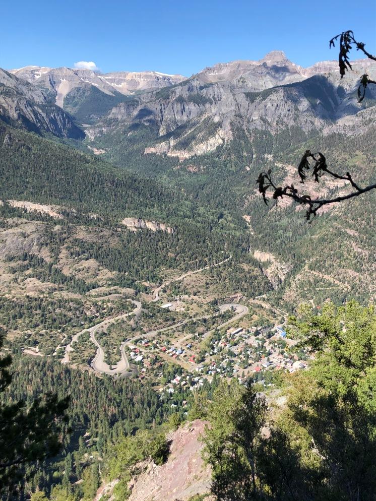 Colorado, Ouray, Upper Cascade Falls Chief Ouray Mine Hike (11)