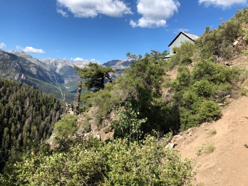 Colorado, Ouray, Upper Cascade Falls Chief Ouray Mine Hike (14)